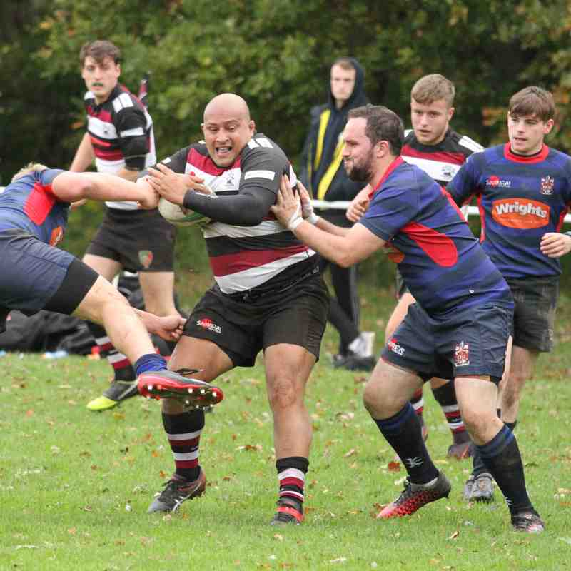 2nd XV vs Stoke 21/10/17