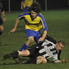 Charity Cup Semi Final 2012 v. Wicken Sports
