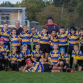 Under 13 beat Rochford 55 - 5
