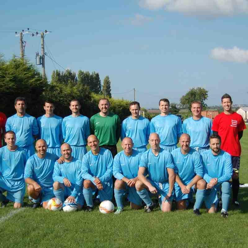 Bristol Casual League Final 21092014