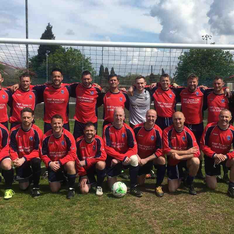 Wick Gerry Hatricks Cup Winners 20172018