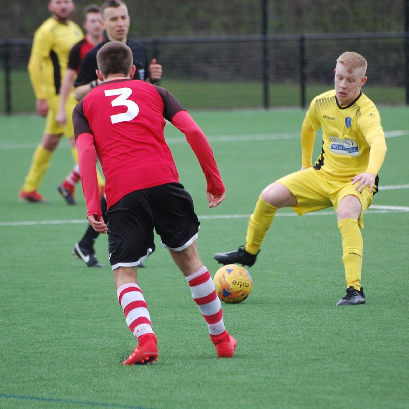 Wick's 2nd away defeat in March