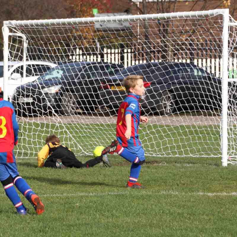 Thornes Juniors vs Howden AFC U7's