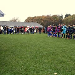 Thornes Juniors Observe Two Minutes Silence