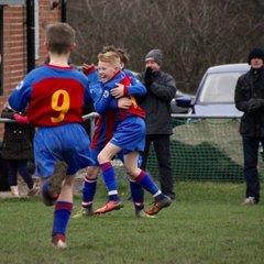 WoodKirk U12's 0-1 Thornes U12's