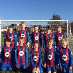 Under 8's vs Alverthorpe
