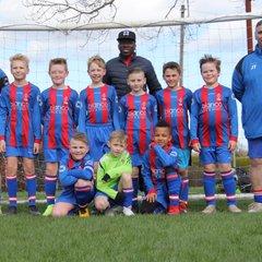 Under 9 Team Photo