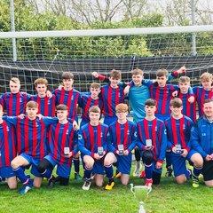 Thornes Juniors U16 Cup Final