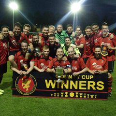 Somerset Senior Cup Final 2015 #Winners