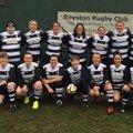 1st XV (Women) beat Haringey Ladies 24 - 7