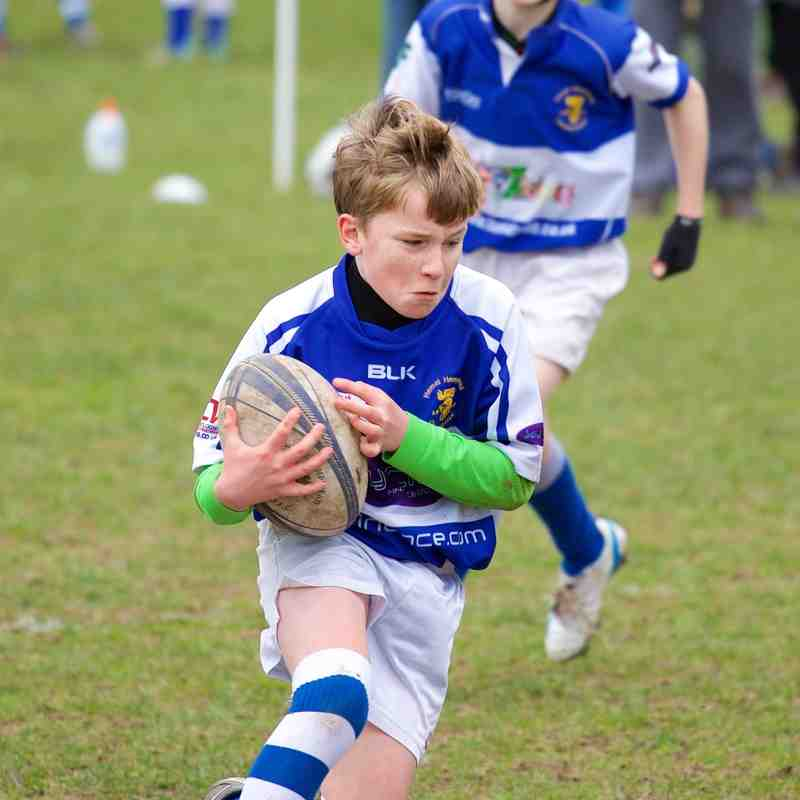 U12's Home to Chesham