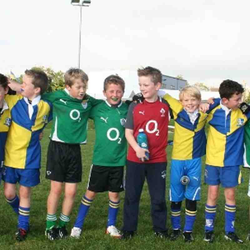 Under 9s & 10s @ Rugby-thon