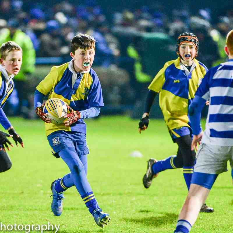 Ratoath U12s vs Athy at the RDS (David Duff Potography)