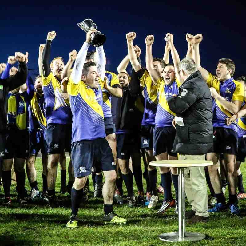 Ratoath RFC Win McGee Cup