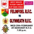 OTHER GAMES beat Felinfoel R.F.C. 22 - 14