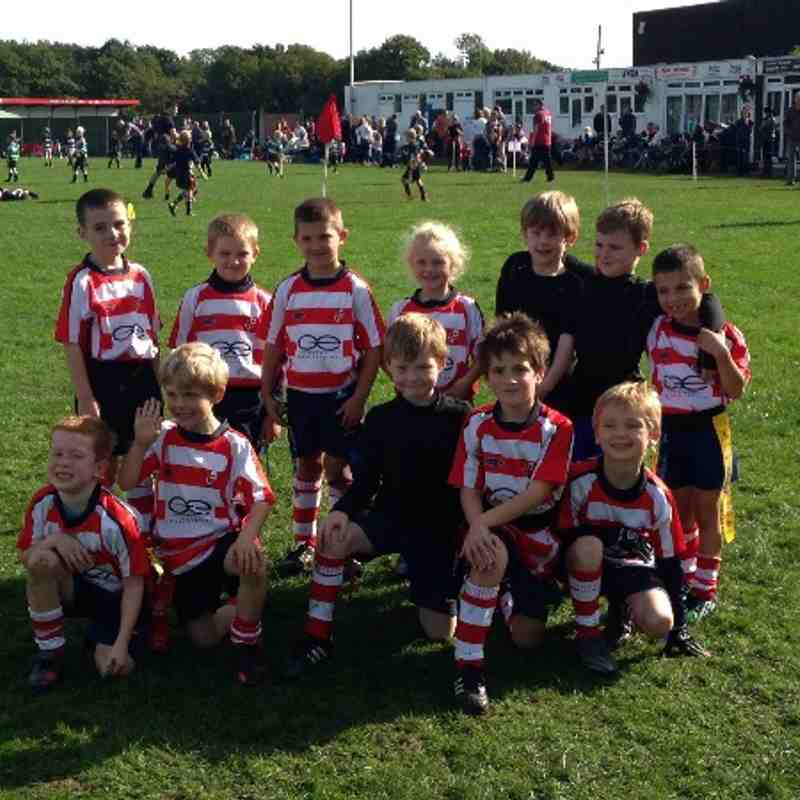 U'7s at the Manchester Festival