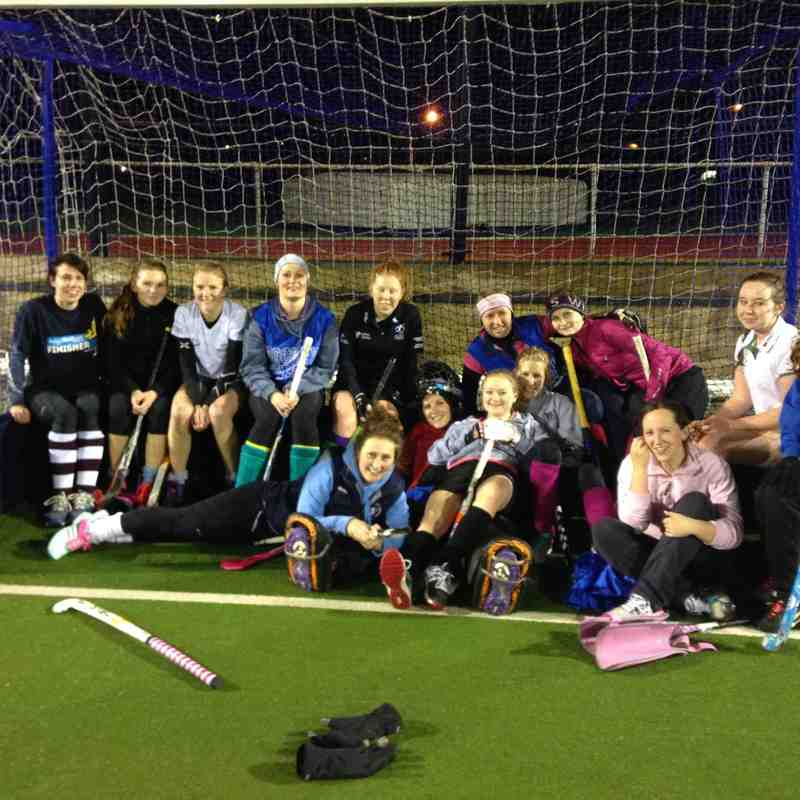 City of Portsmouth Ladies Training =  7:30-9pm Wednesdays @ HMS Temeraire Pitch, Burnaby Road