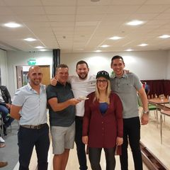 Fry Club FC Skittles Night - Aug 2016