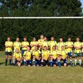 Lymington Mariners XV beat Andover 3rd XV 0 - 20
