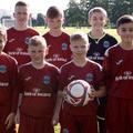 Greenisland FC 2004SBYL lose to Crusaders
