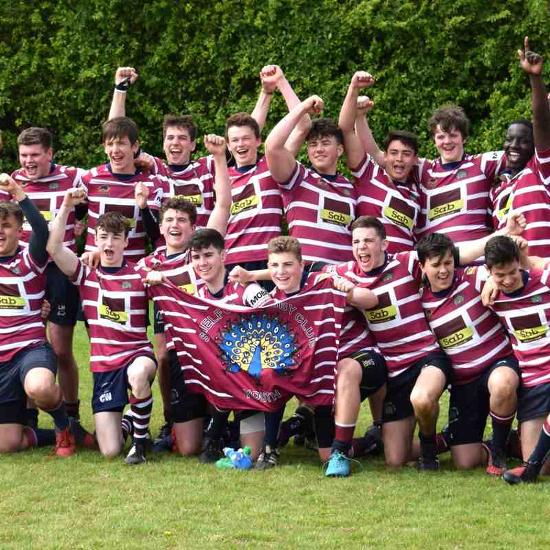 Eastern Counties Champions!