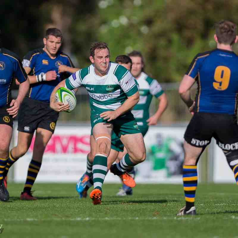 Guernsey Raiders v Hertford 2016