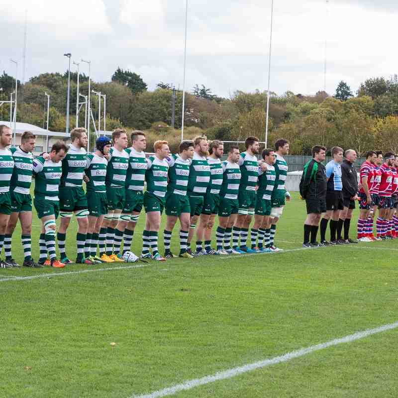 Guernsey Raiders v Tonbridge Juddian 2016