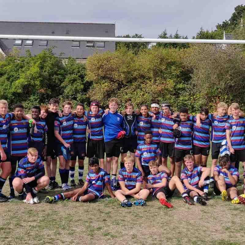 CHINGCROFT U16 2018 2019