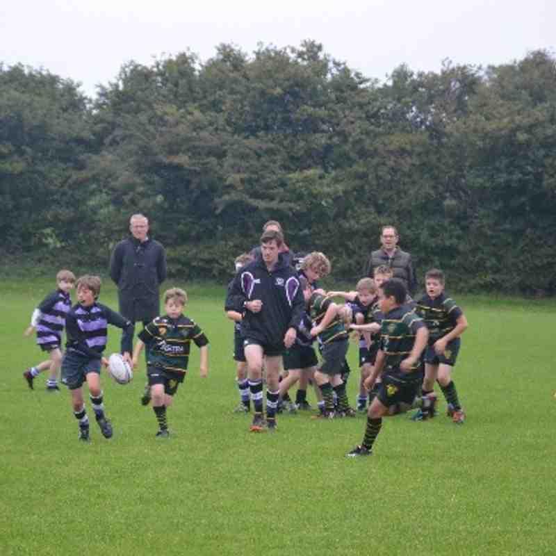 Clifton Rugby Club 13.10.2013-U11