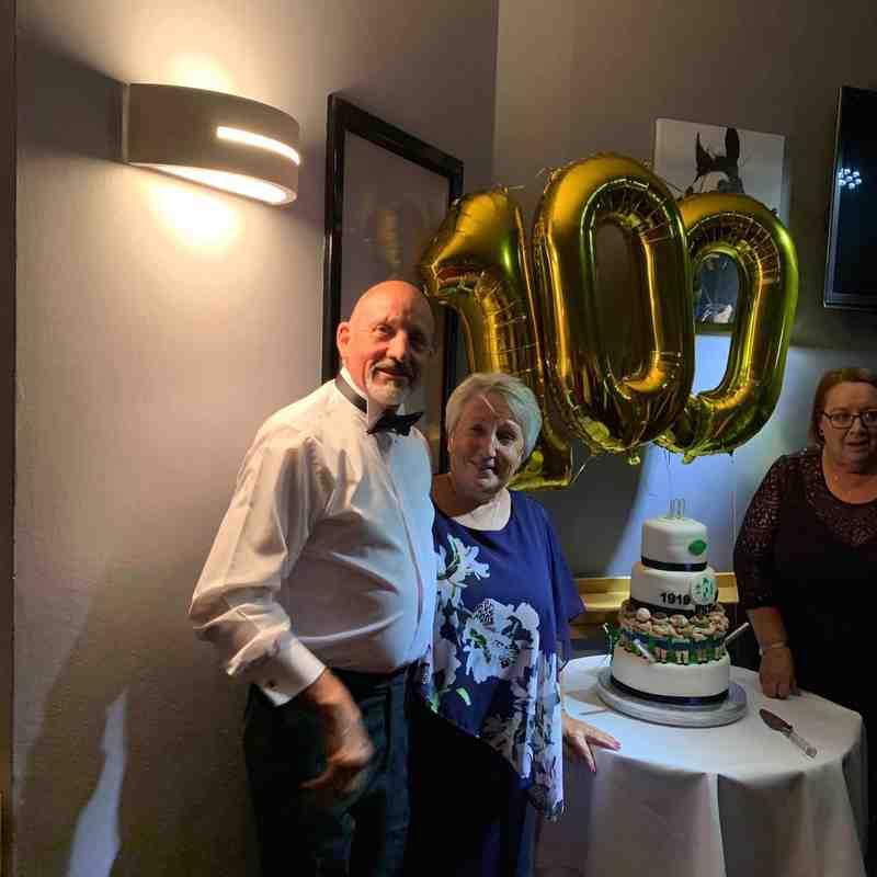 South Leicester RFC Centenary Ball 11/5/2019