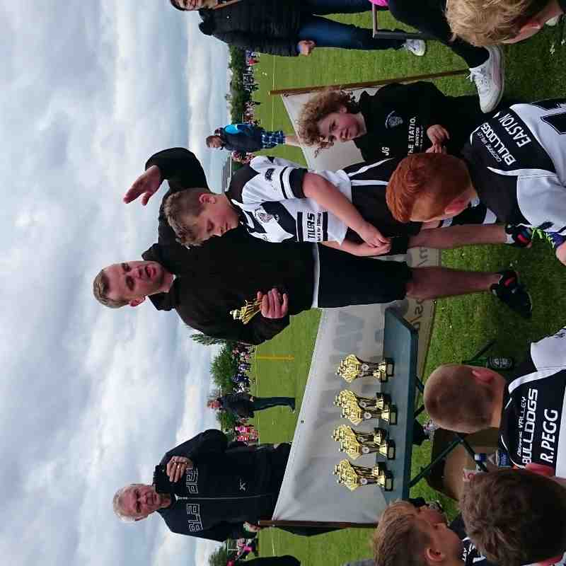 DVB U9S RHINOS FESTIVAL BOWL COMPETITION WINNERS 2015