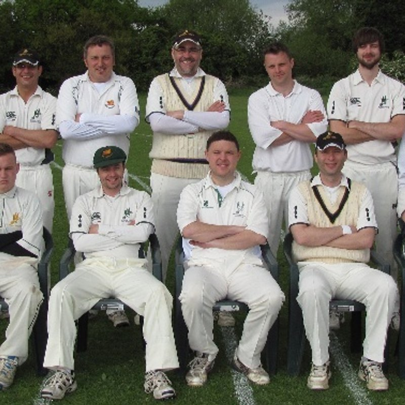 Weybridge Vandals CC - 2nd XI vs. London Gymkhana CC - 2nd XI