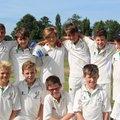 Camberley CC - Under 11 91/3 - 90/4 Weybridge Vandals CC - Under 11