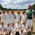 Spelthorne Sports CC - Under 13 68/7 - 147/5 Weybridge Vandals CC - Under 13