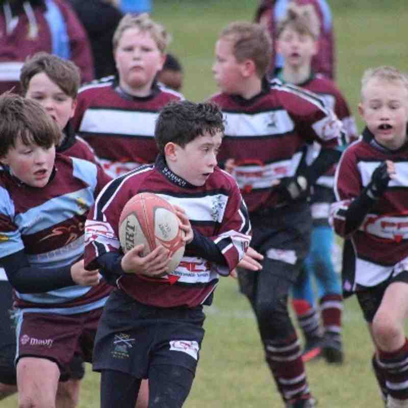 U10'S VS ASHBY 15-12-2013