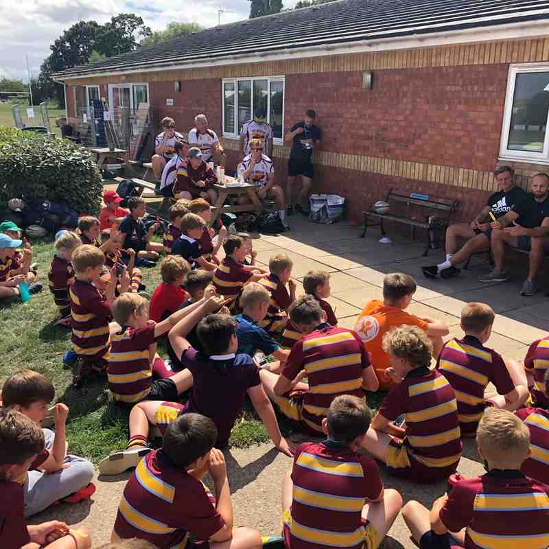 Summer Rugby Camp 2018