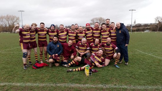 3rds v Evesham 2nd March 2019