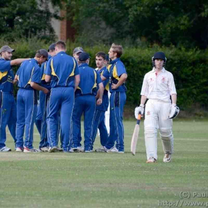 2014-06-30 - Bentley U18s vs Hutton (T20@Bentley)