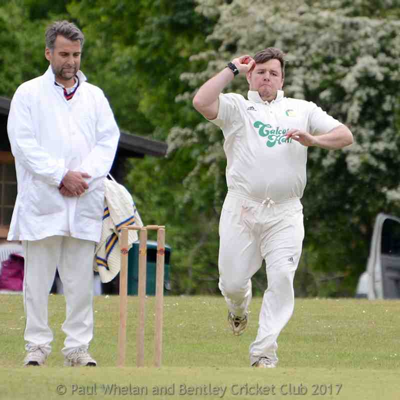 2017-05-13 - Bentley 3rds v Eastwood 2nds (League)(@Bentley)