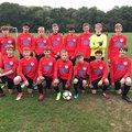 Windsor Youth Swallow Raiders vs. Caversham AFC U16 Royals