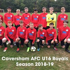 U16 Caversham AFC Royals