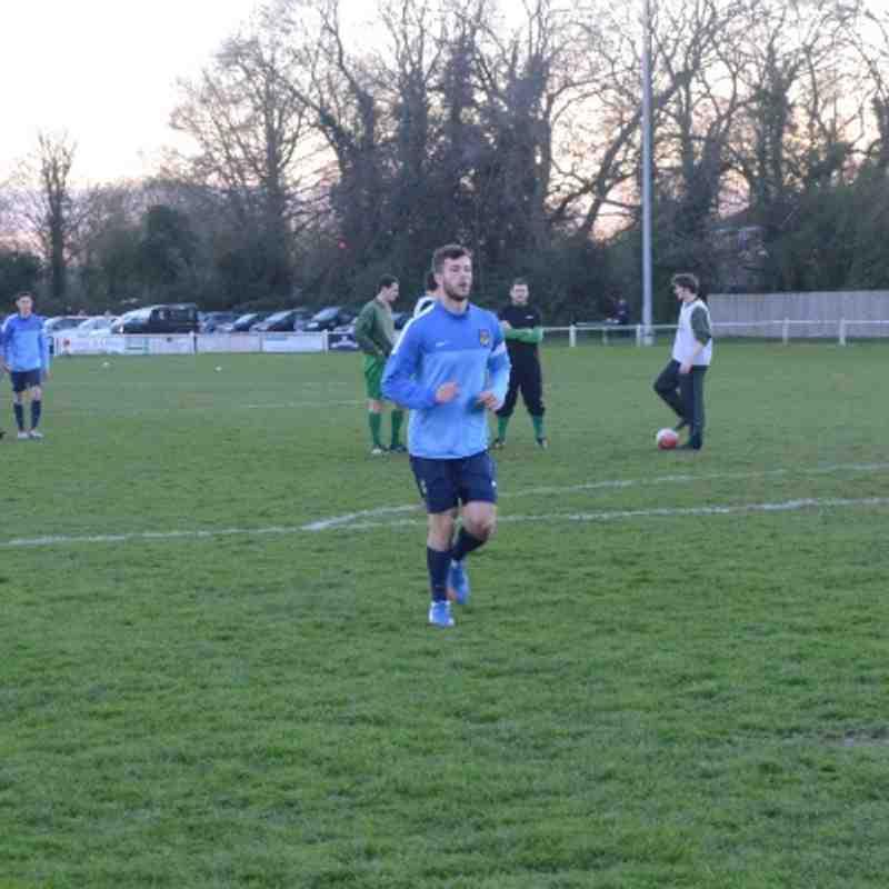 Kidlington 4-3 Oxford United (Penalties)