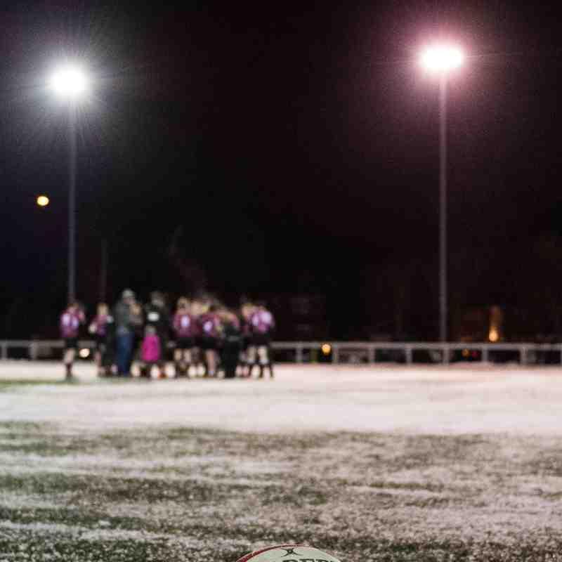 Ponteland 1st XV v Hartlepool Rovers RFC @ Druid Park