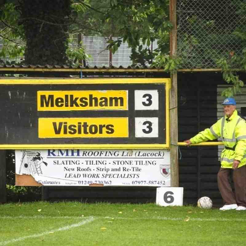 FA Cup Melksham away 170813