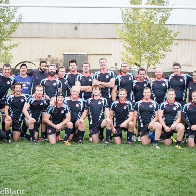 Calgary Canucks Rugby vs. Hornets - Semi Final