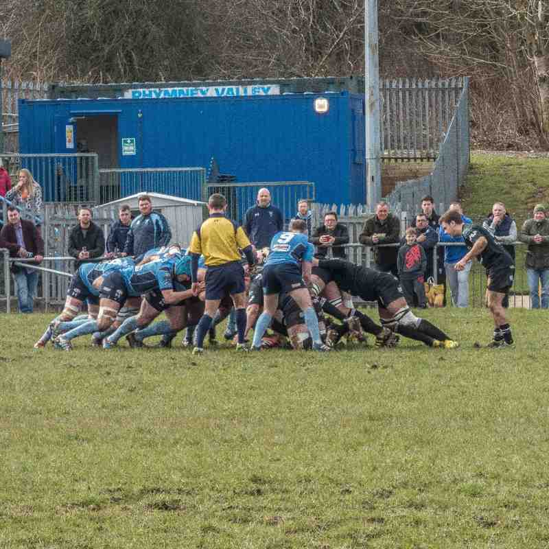 Bargoed vs RGC