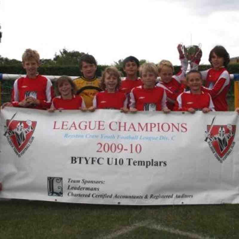 BTYFC U10's (2009-10)