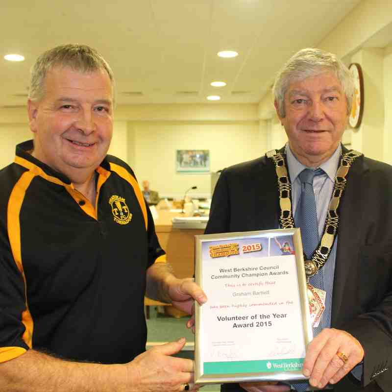 West Berkshire Community Champions Awards