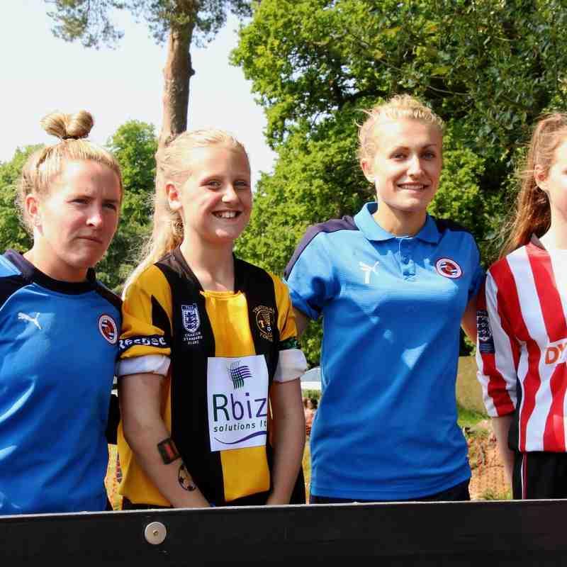 Tornadoes Girls Football Festival 2016 - Douai Park