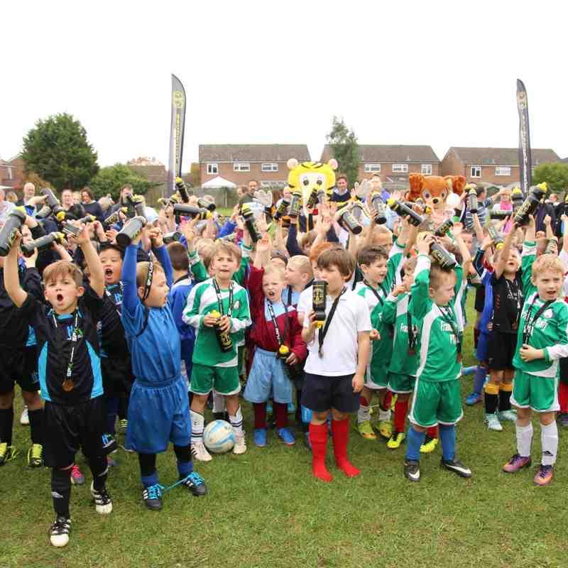 Infant Schools Football Festival 2017